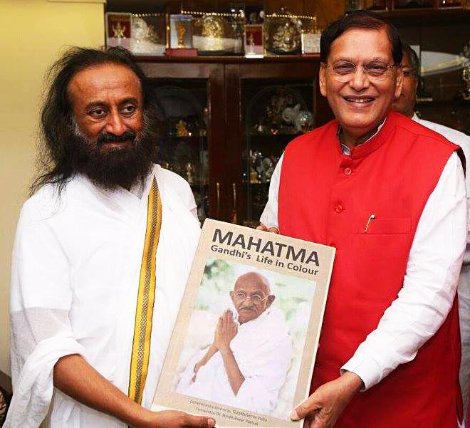Sri Sri Ravi Shankar Dr. Bindeshwar Pathak
